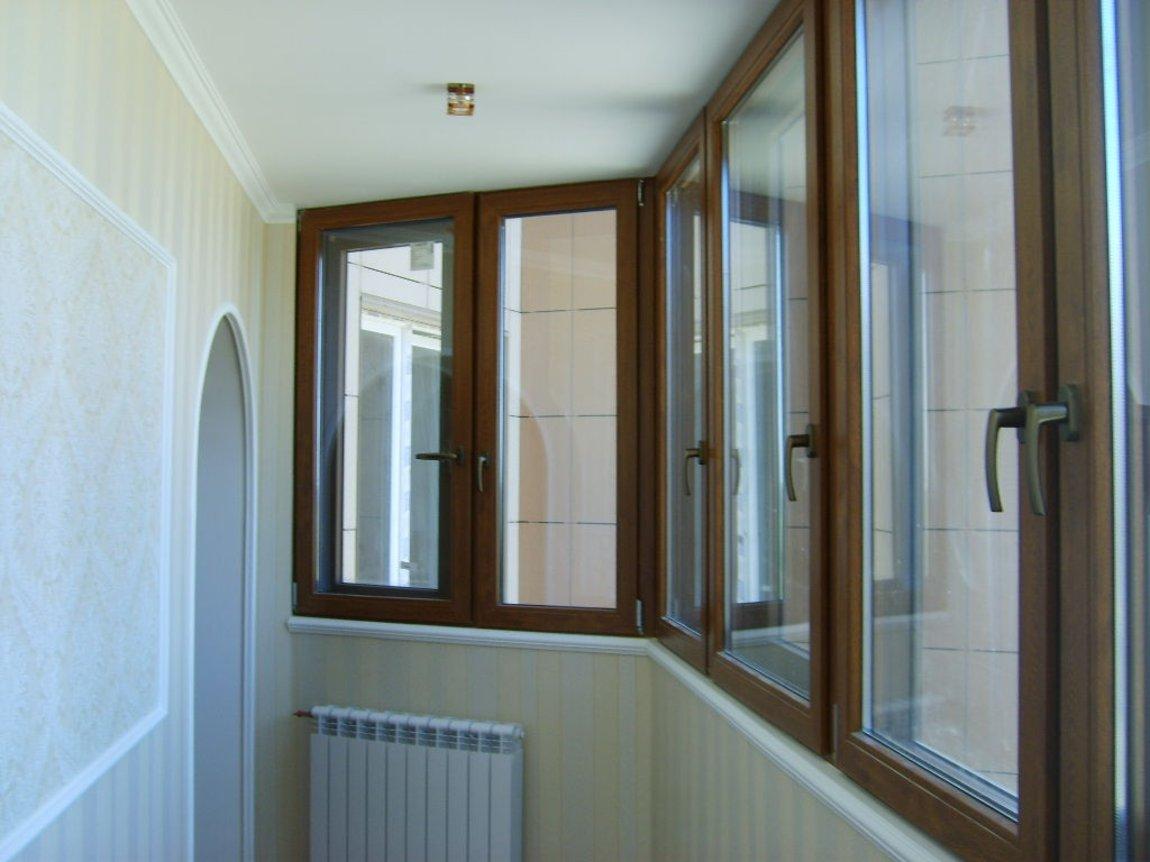 Остекление балконов в дедовске под ключ: цена, заказать осте.