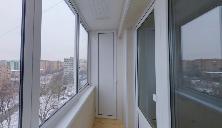 Остекление лоджий и-209а, заказать остекление балкона в доме.