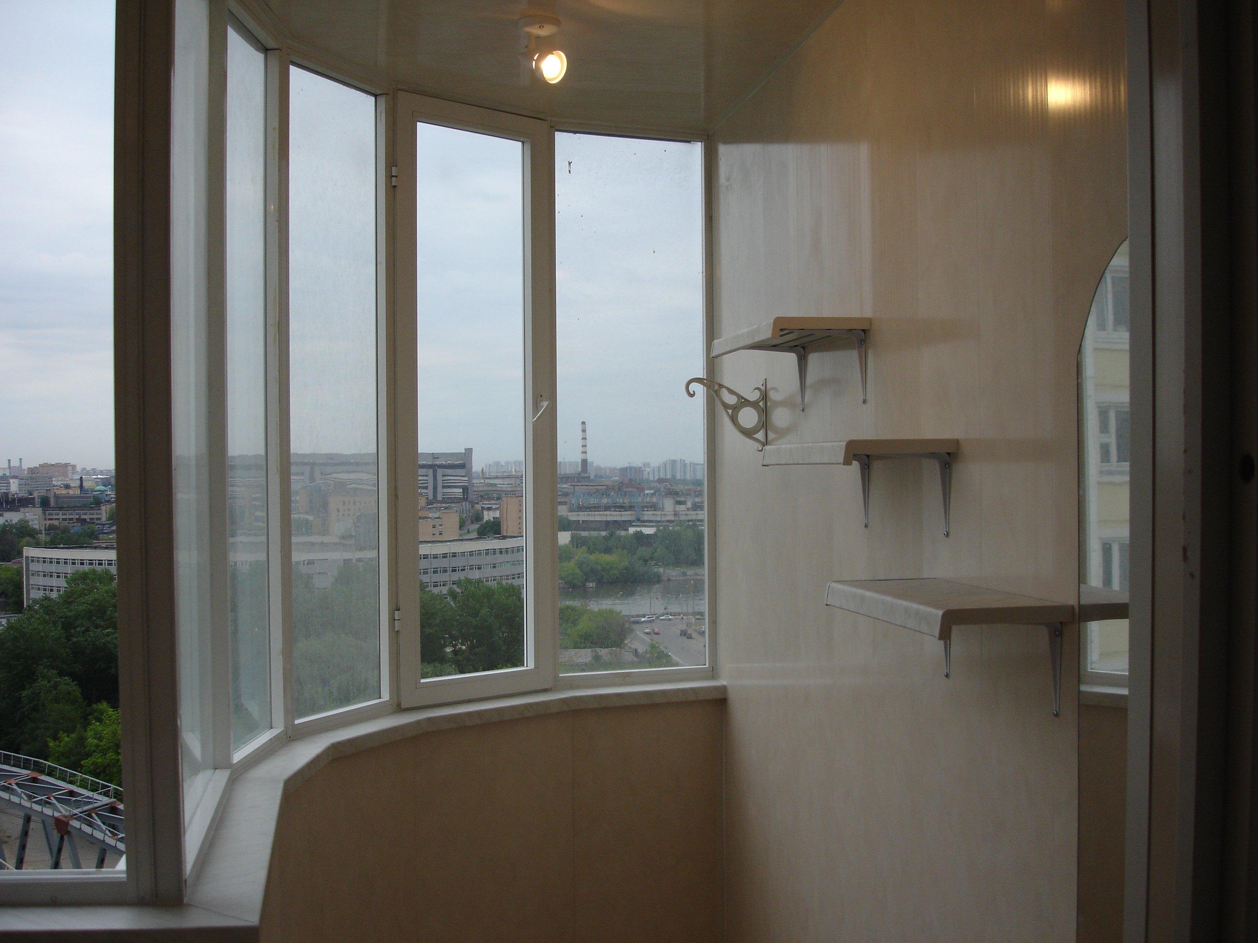 Варианты остекления балконов и лоджий остекление балконов и .