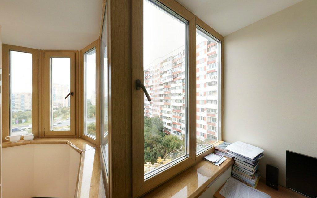 Фотогалерея - балкон на вернадского.