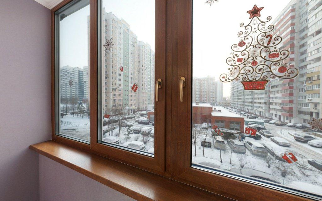 Фотогалерея - балкон на мичуринском.