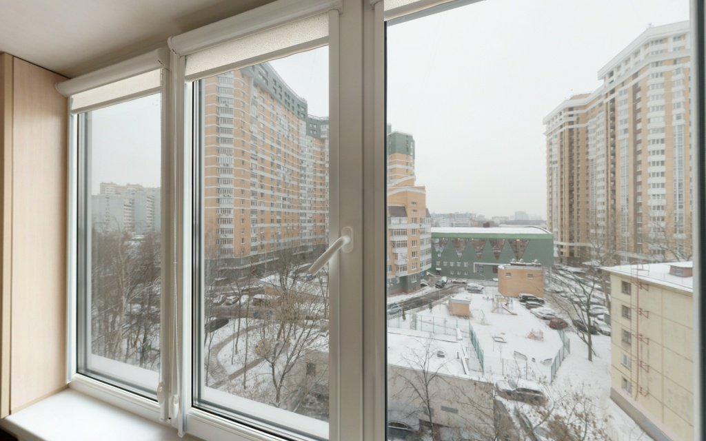 Фотогалерея - балкон на полоцкой.